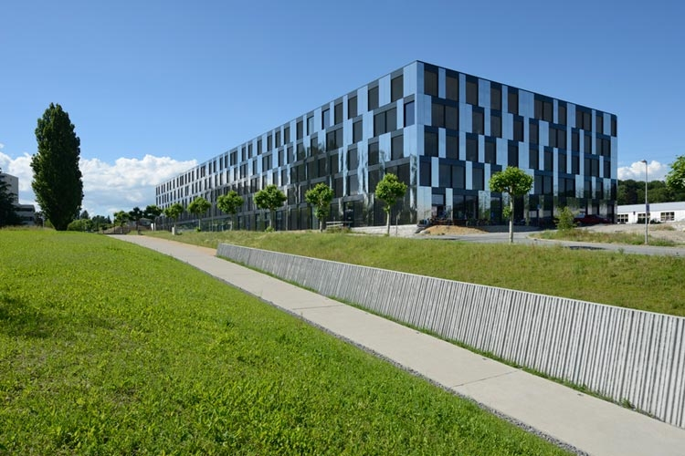 Geopolis Building - Université de Lausanne